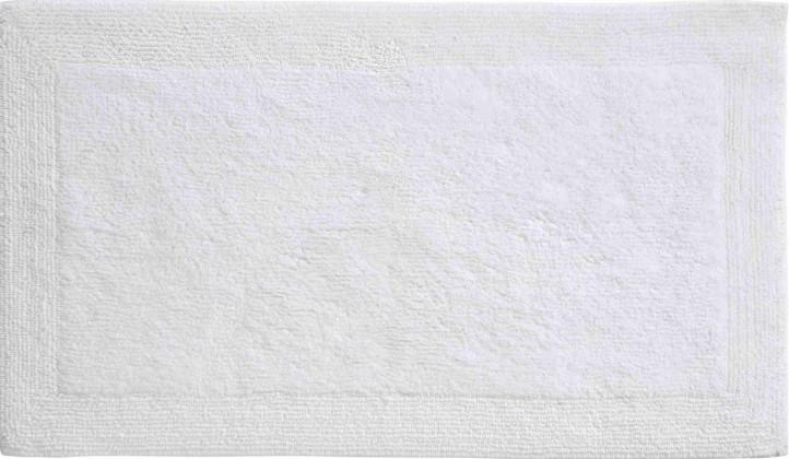 Luxor - Koupelnová předložka 50x80 cm (sněhobílá)