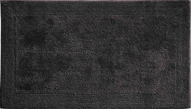 Luxor - Koupelnová předložka 60x100 cm (grafitová)
