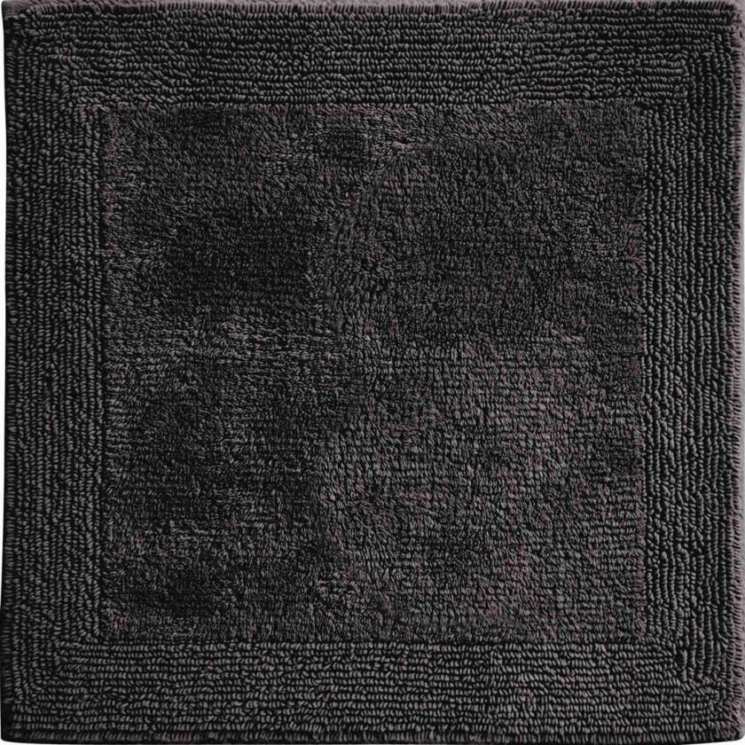 Luxor - Malá předložka 60x60 cm (grafitová)