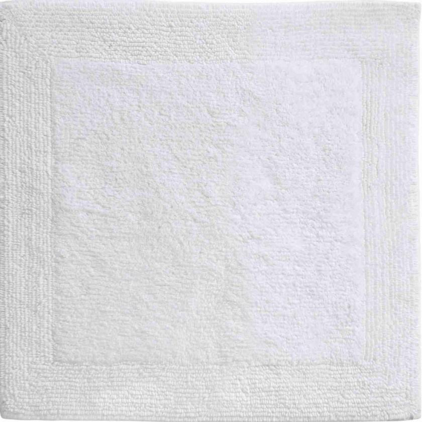 Luxor - Malá předložka 60x60 cm (sněhobílá)