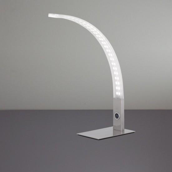 Luz - Lampička, LED (matný nikl)