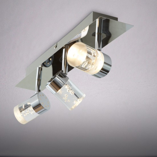 Maar - Koupelnové svítidlo, LED (chrom)