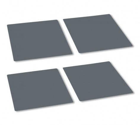 Magnetická podložka pro 600mm, set 4ks (šedá)