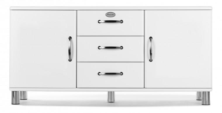 malibu komoda bila nejrychlej cz. Black Bedroom Furniture Sets. Home Design Ideas