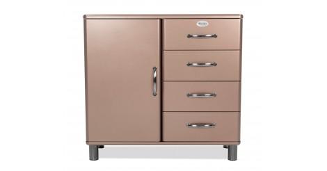 malibu komoda bronzov 1x dve e 4x z suvka jena n bytek. Black Bedroom Furniture Sets. Home Design Ideas