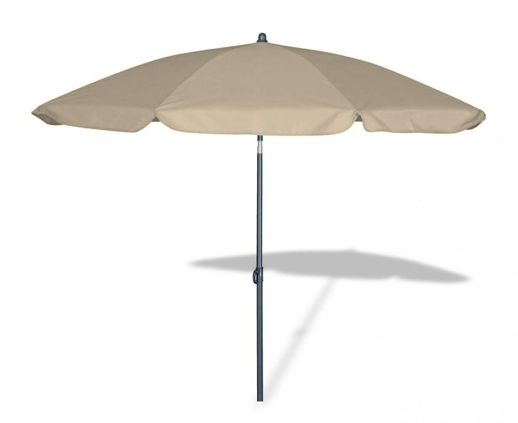 Malibu - Slunečník, 180cm (přírodní)