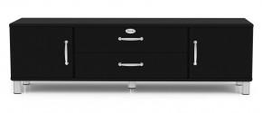 Malibu - TV stolek (černá)
