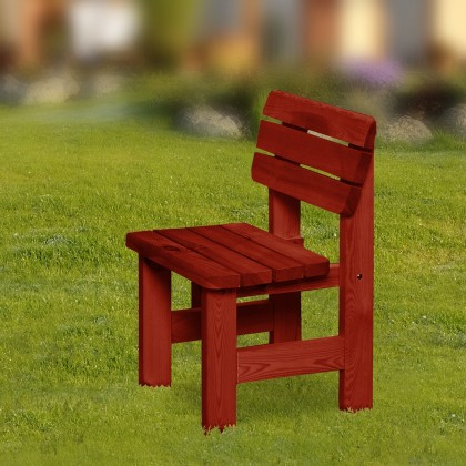 Mallorca - Židle (mahagon)