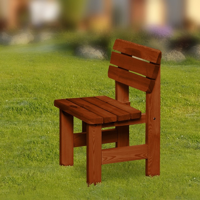Mallorca - Židle (ořech)
