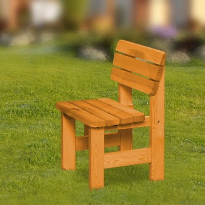 Mallorca - Židle (pinie)