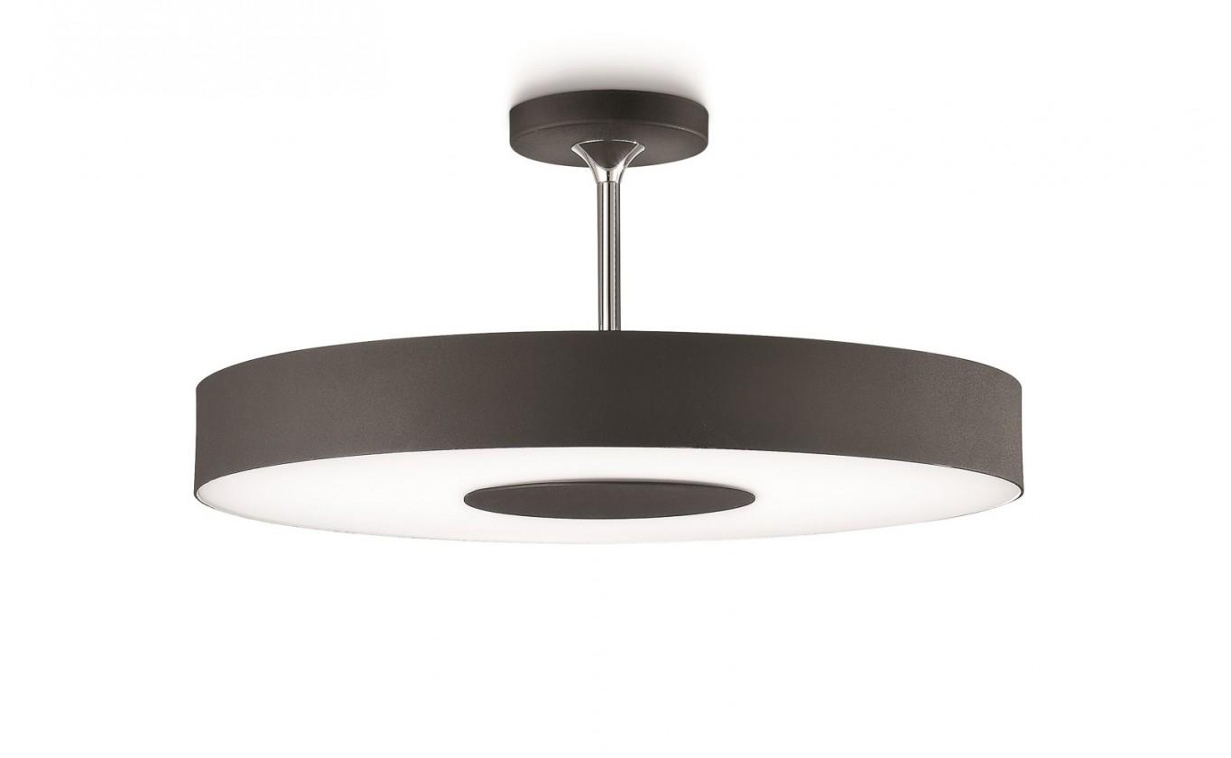 Mambo - Stropní osvětlení 2GX13, 44,2cm (černá)