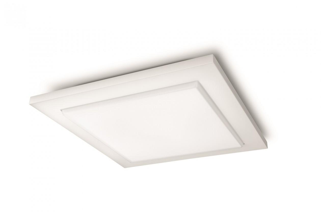 Mambo - Stropní osvětlení 2GX13, 45x6,2x45 (bílá)