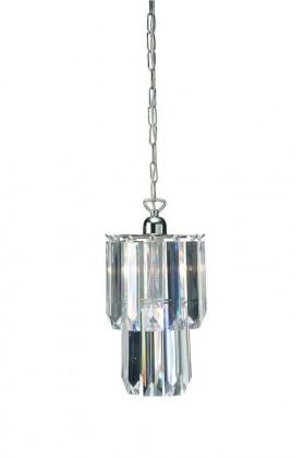 Mambo - Stropní osvětlení E 14, 17,5cm (čirá)
