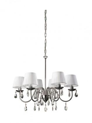 Mambo - Stropní osvětlení E 14, 65cm (lesklý chrom)