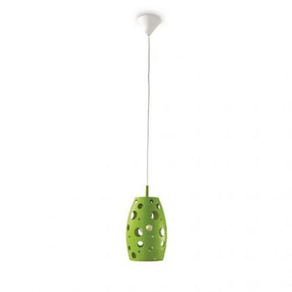 Mambo - Stropní osvětlení E 27, 16,4cm (zelená)