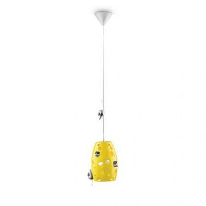Mambo - Stropní osvětlení E 27, 18,61cm (žlutá)