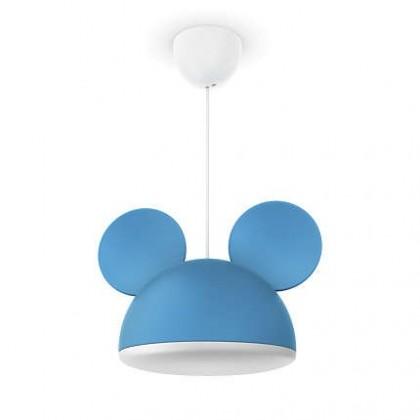 Mambo - Stropní osvětlení E 27, 24,6cm (modrá)