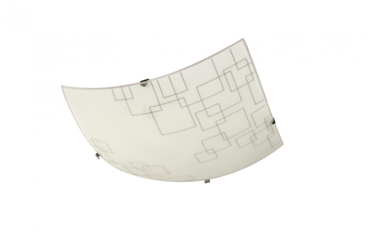 Mambo - Stropní osvětlení E 27, 29cm (matovaná bílá)