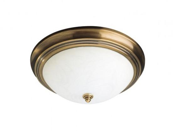 Mambo - Stropní osvětlení E 27, 30,5cm (bronz)