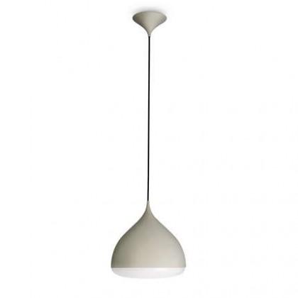 Mambo - Stropní osvětlení E 27, 30cm (krémová)