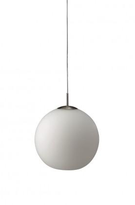 Mambo - Stropní osvětlení E 27, 30cm (matný chrom)