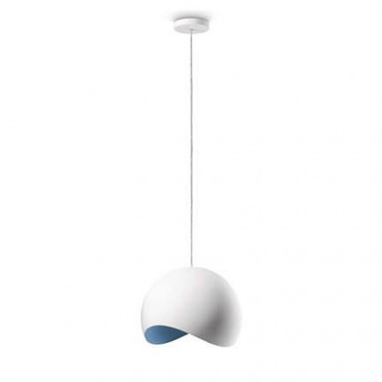 Mambo - Stropní osvětlení E 27, 30cm (modrá)