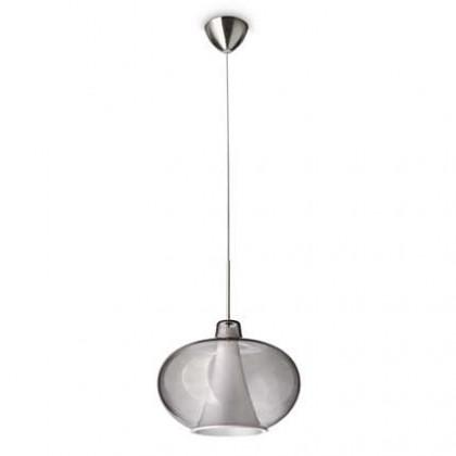 Mambo - Stropní osvětlení E 27, 34,5cm (černá)