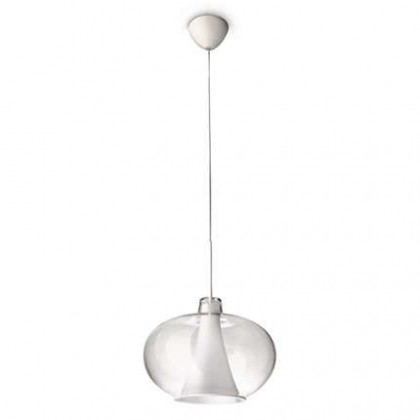 Mambo - Stropní osvětlení E 27, 34,5cm (čirá)
