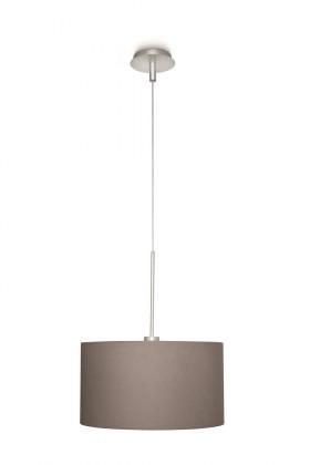 Mambo - Stropní osvětlení E 27, 40,5cm (antracit)