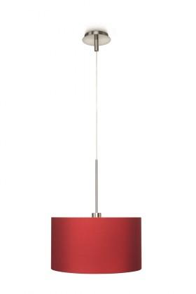 Mambo - Stropní osvětlení E 27, 40,5cm (červená)