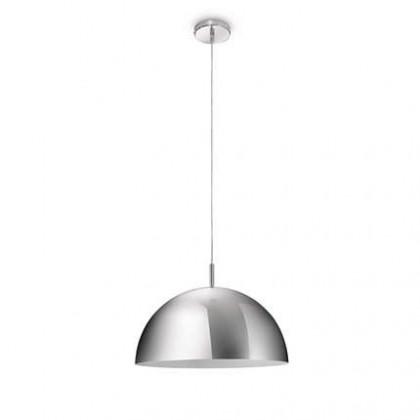 Mambo - Stropní osvětlení E 27, 40cm (lesklý chrom)
