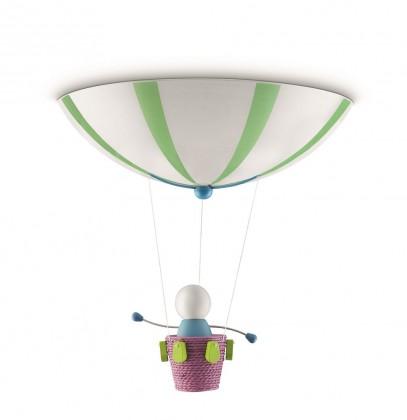 Mambo - Stropní osvětlení E 27, 40x35,6x40 (mix barev)