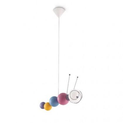 Mambo - Stropní osvětlení E 27, 47cm (mix barev)