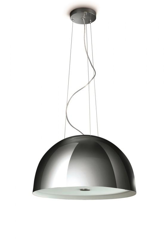 Mambo - Stropní osvětlení E 27, 50x120x50 (lesklý chrom)