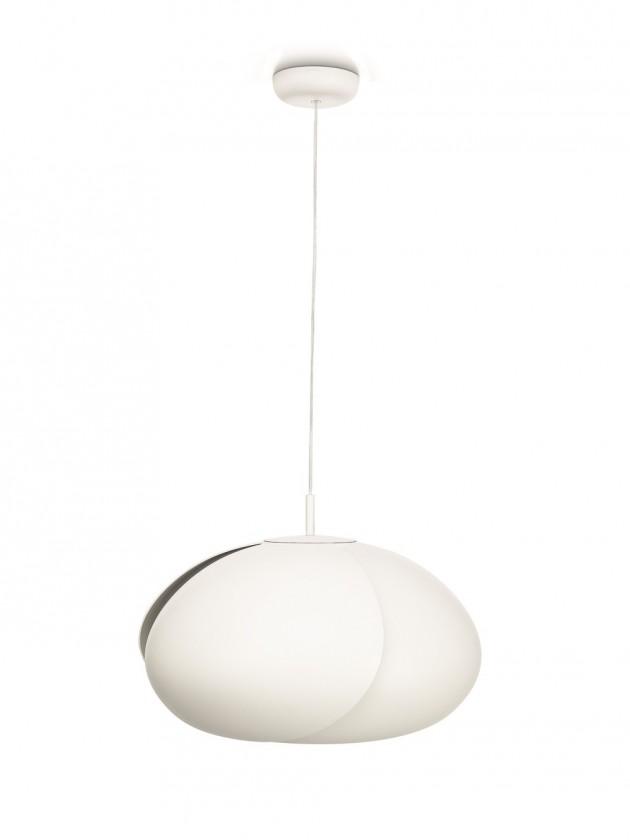 Mambo - Stropní osvětlení E 27, 55,6cm (bíla)
