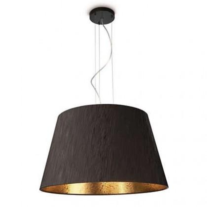 Mambo - Stropní osvětlení E 27, 60cm (černá)