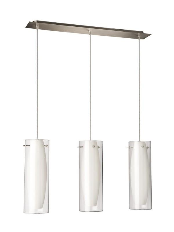 Mambo - Stropní osvětlení E 27, 67cm (bíla)