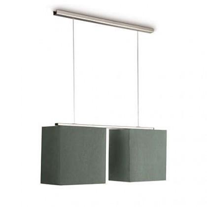 Mambo - Stropní osvětlení E 27, 77,5cm (matný chrom)
