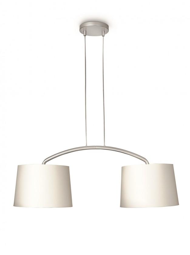 Mambo - Stropní osvětlení E 27, 90,5cm (krémová)