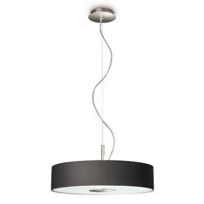 Mambo - Stropní osvětlení E14, 45cm (černá)