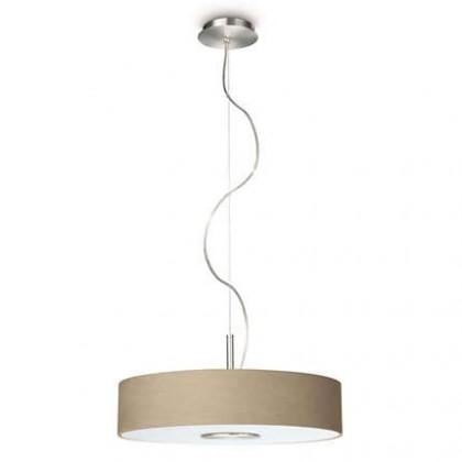 Mambo - Stropní osvětlení E14, 45cm (matný chrom)