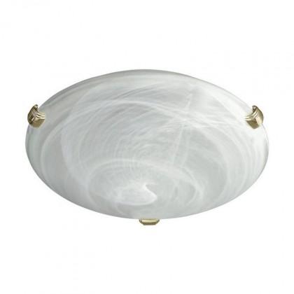 Mambo - Stropní osvětlení E27, 30cm (matovaná bílá)