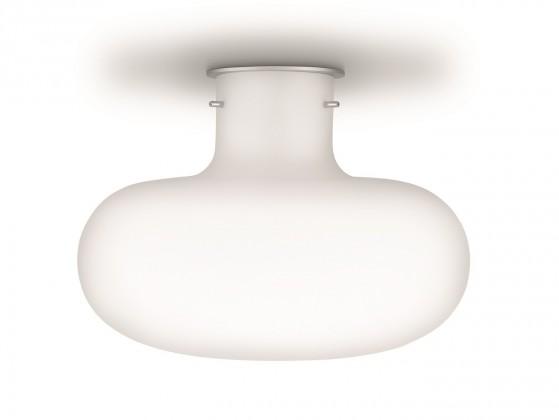 Mambo - Stropní osvětlení E27, 34cm (matovaná opálová)