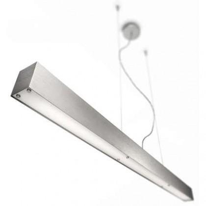Mambo - Stropní osvětlení G5, 117,5cm (hliník)