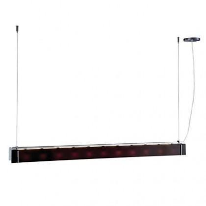 Mambo - Stropní osvětlení G9, 118,4cm (lesklý chrom)