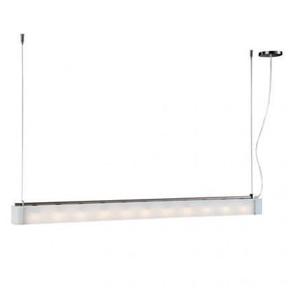 Mambo - Stropní osvětlení G9, 118,4cm (matný chrom)