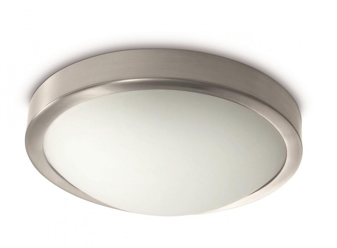 Mambo - Stropní osvětlení G9, 18cm (matný chrom)