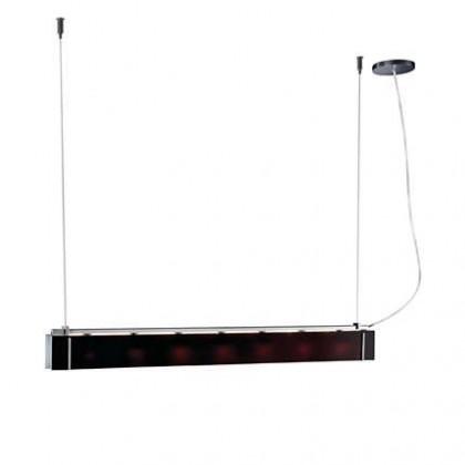 Mambo - Stropní osvětlení G9, 84,4cm (lesklý chrom)