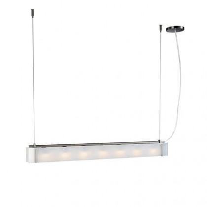 Mambo - Stropní osvětlení G9, 84,4cm (matný chrom)