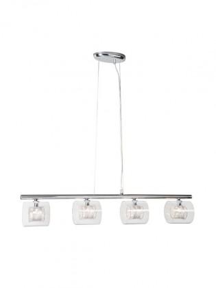 Mambo - Stropní osvětlení G9, 93cm (lesklý chrom)
